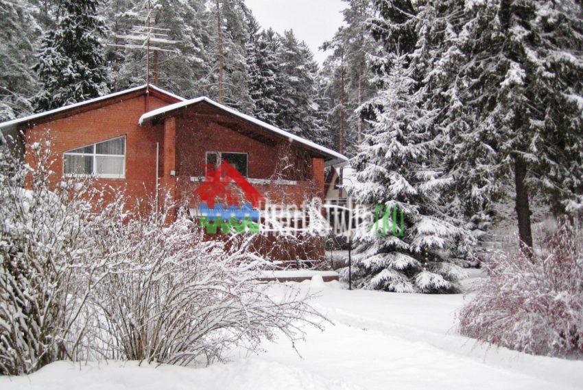 3.3.дом зима