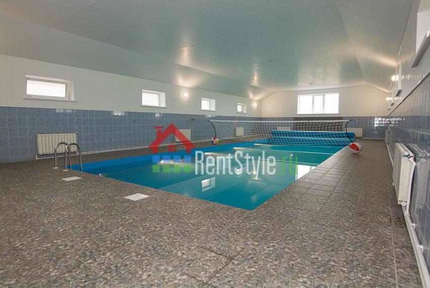 1. бассейн